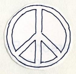 Peace tegn