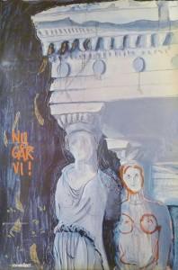 Plakat fra 1975 - FNs kvinneår