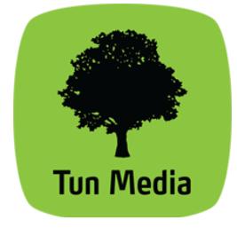 Tun Media logo