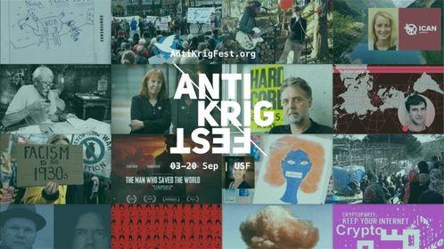 ANTI KRIG Festivalen Motstand mot krig og vilje til en